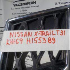 Решетка радиатора Nissan X-Trail (T31) 2007-2014  62310JG60A, 62310JG60B, 62310JG60C, 62310JG60D 6