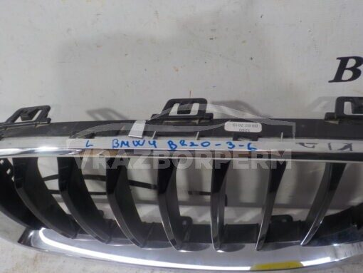 Решетка радиатора левая BMW 4-серия F32 2012>   7294813