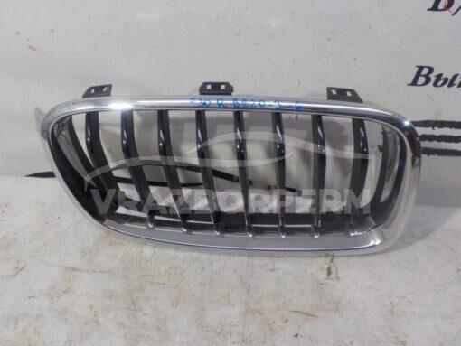Решетка радиатора правая BMW 3-серия F30/F31 2011>  51137405836