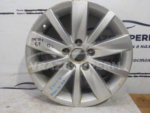 Диск колесный легкосплавный Volkswagen Passat [B7] 2011-2015  3aa601025