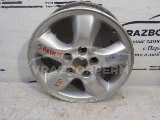 Диск колесный легкосплавный Hyundai Santa Fe (SM)/ Santa Fe Classic 2000-2012