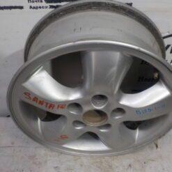 Диск колесный легкосплавный Hyundai Santa Fe (SM)/ Santa Fe Classic 2000-2012   1
