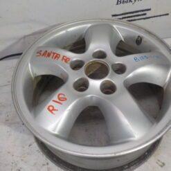 Диск колесный легкосплавный Hyundai Santa Fe (SM)/ Santa Fe Classic 2000-2012   2
