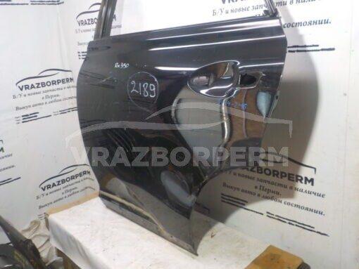 Дверь задняя левая Lexus RX 350/450H 2009-2015  6700448130