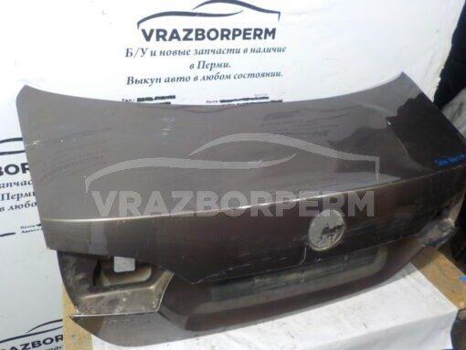 Крышка багажника зад. Volkswagen Jetta 2011>  5C6827025A