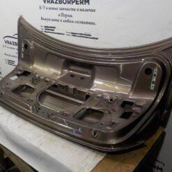 Крышка багажника зад. Volkswagen Jetta 2011>  5C6827025A 4