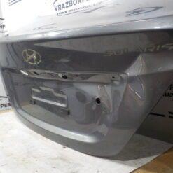 Крышка багажника зад. Hyundai Solaris 2010-2017  692004L000 1