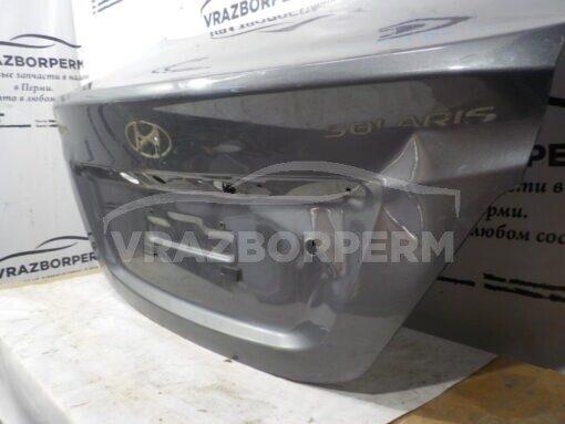 Крышка багажника зад. Hyundai Solaris 2010-2017  692004L000