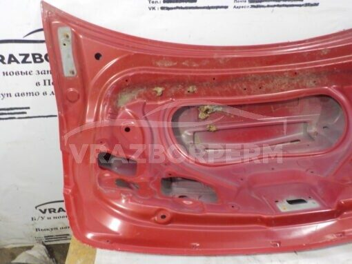 Крышка багажника Mazda Mazda 3 (BL) 2009-2013  BBY45261XD