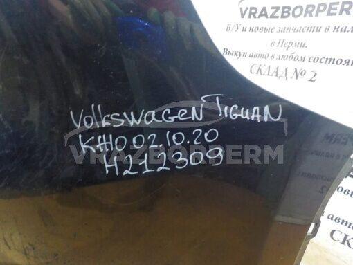 Бампер задний Volkswagen Tiguan 2007-2011  5N0807421