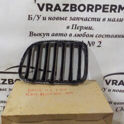 Решетка радиатора левая BMW X1 E84 2009-2015  51112993306 1