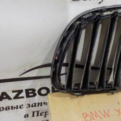 Решетка радиатора левая BMW X1 E84 2009-2015  51112993306 3