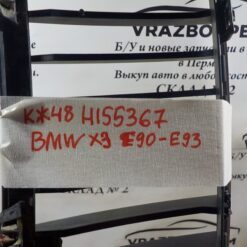 Решетка радиатора левая BMW 3-серия E90/E91 2005-2012  51137120007 2