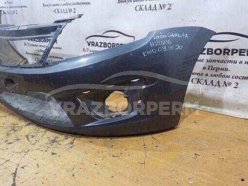 Бампер передний VAZ Lada Granta 2011>  21902803012, 21902803012