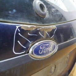 Дверь багажника со стеклом Ford Focus I 1998-2005  1090397, 1430141, XS41A17K441AC, 1120425 3