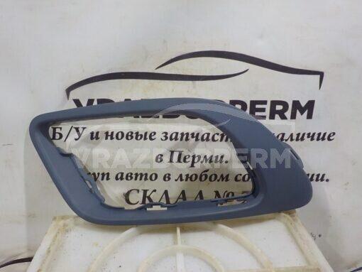 Окантовка ПТФ передней левой Renault Fluence 2010-2017  261520694R, 261A36538R