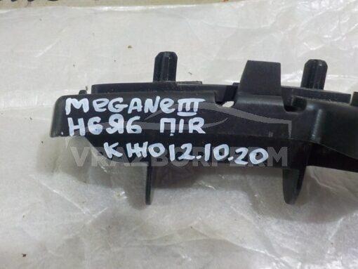 Кронштейн бампера переднего правый Renault Megane III 2009-2016  620940002R, 620500001R