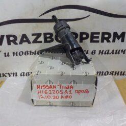 Форсунка омывателя фары правой Nissan Tiida (C11) 2007-2014  28641EM30A
