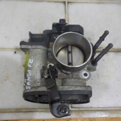Заслонка дроссельная Hyundai Santa Fe (CM) 2006-2012  351003E100, 351103E120