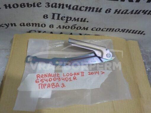 Петля капота правая Renault Logan II 2014>  654009401R