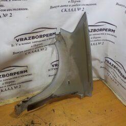 Крыло переднее правое Citroen C3 2002-2009  7841P4 6