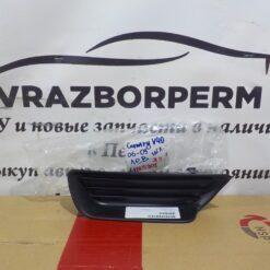 Решетка бампера переднего левая (без ПТФ) Toyota Camry V40 2006-2011  5212833050