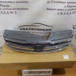 Решетка радиатора Nissan Almera (G15) 2013>  623104AA0B, 623104AA0A 1