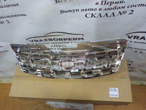 Решетка радиатора Nissan Almera (G15) 2013>  623104AA0B, 623104AA0A