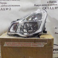 Фара левая перед. Nissan Almera (G15) 2013> 260604AA0A 1