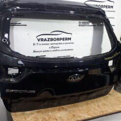 Дверь багажника зад. Kia Sportage 2016>   73700F1000 1
