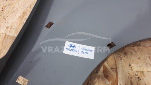 Крыло переднее левое Hyundai Tucson 2004-2010   663112E130