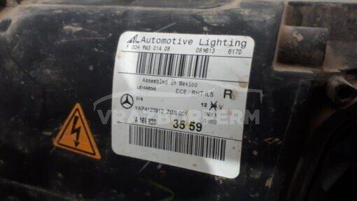 Фара правая перед. Mercedes Benz GL-Class X166 (GL/GLS) 2012>  A1668203559