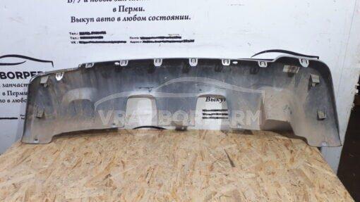 Спойлер бампера (юбка) задн. центр. Renault Duster 2012>  850708833R