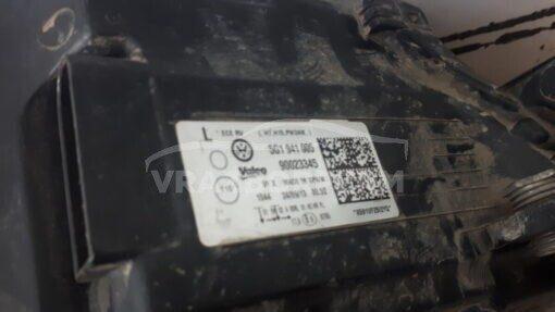 Фара левая перед. Volkswagen Golf VII 2012>  5G1941005