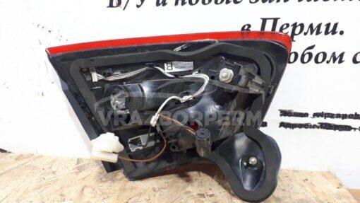 Фонарь задний правый внутренний (в крышку) Ford Mondeo IV 2007-2015  BS7113A602AE
