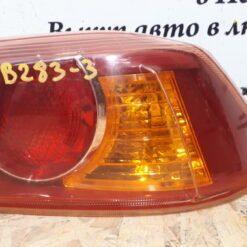 Фонарь задний правый наружный (в крыло) лев. Mitsubishi Lancer (CX,CY) 2007>   8330A110