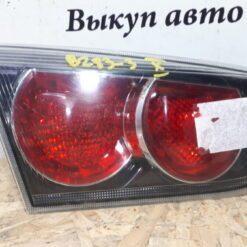 Фонарь задний левый внутренний (в крышку) Mitsubishi Lancer (CX,CY) 2007>   8337A083