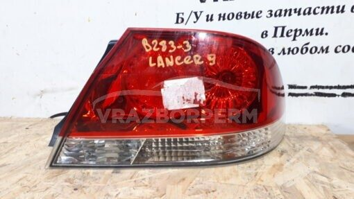 Фонарь задний правый Mitsubishi Lancer (CS/Classic) 2003-2008  11A659012B