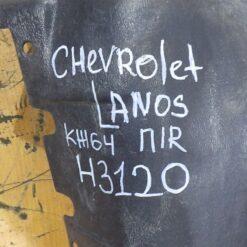 Локер (подкрылок) передний правый Chevrolet Lanos 2004-2010 96242552 3