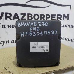 Блок ABS (насос) BMW X5 E70 2007-2013  34516865025, 34516781594, 34516854056, 34516854703