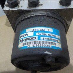 Блок ABS (насос) Kia Spectra 2001-2011  0K2NA437A0, 0K2NA437AE 1