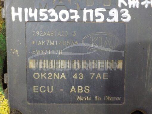 Блок ABS (насос) Kia Spectra 2001-2011  0K2NA437A0, 0K2NA437AE
