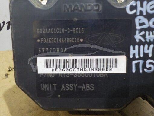Блок ABS (насос) Chery Bonus (A13) 2011-2014  A133550010BA, A133550010