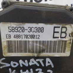 Блок ABS (насос) Hyundai Sonata IV (EF)/ Sonata Tagaz 2001-2012  589203C300 1