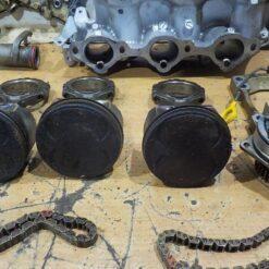 Двигатель (ДВС) Infiniti FX (S50) 2003-2007 10102CG7A1 13