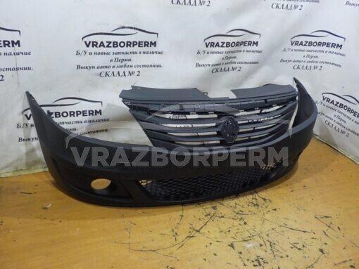 Бампер передний Renault Logan 2005-2014  8200785044
