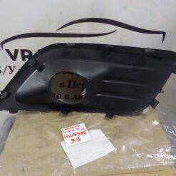 Решетка бампера переднего правая (под ПТФ) VAZ Lada Largus 2011-2020 8450000252 2