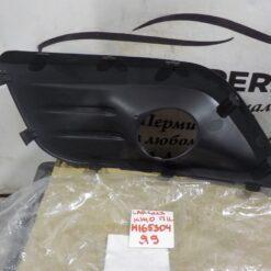 Решетка бампера переднего левая (под ПТФ) VAZ Lada Largus 2011-2020 8450000253 3