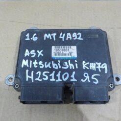 Блок управления двигателем (ЭБУ/мозги) Mitsubishi ASX 2010> 1860B831 7