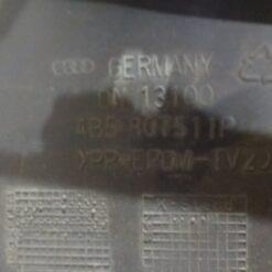Бампер задний Audi A6 [C5] 1997-2004 4B5807511P  4B5807301BJ7DL 7